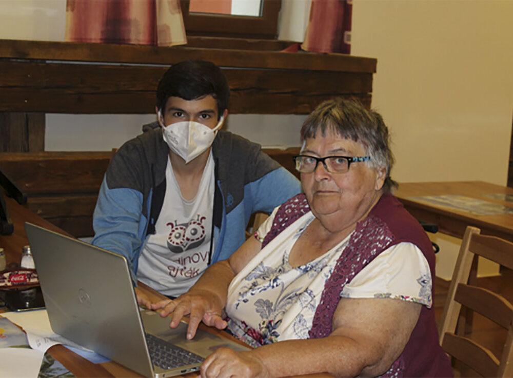 digitální vzdělávání pro seniory